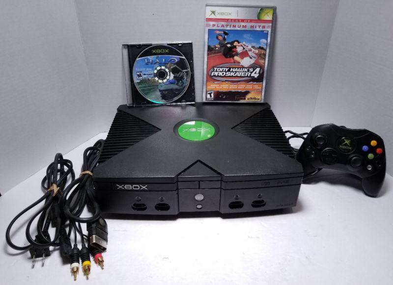 Original Xbox Roms